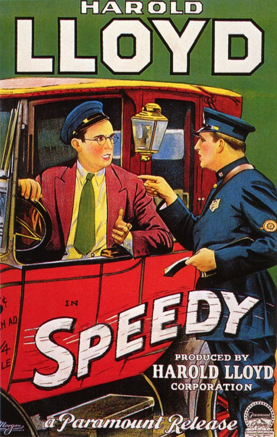 Speedy (1928) BluRay 720p