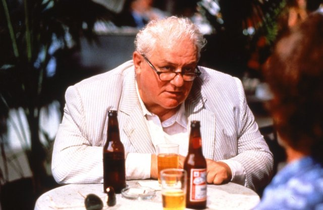 Charlie Durning and Weller, in the aforementioned restaurant scene.