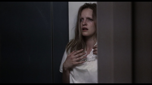 """Sophie Traub in """"The Given,"""" 2015."""